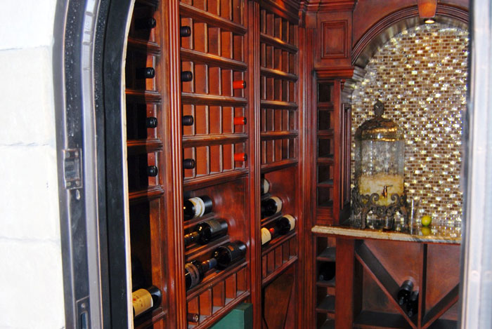 Home Wine Cellar Rodman Construction Group