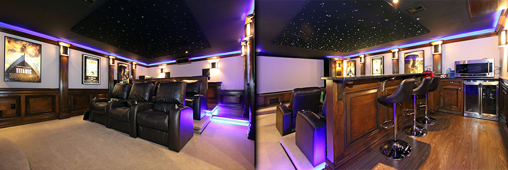 Home Theater Design Solutions
