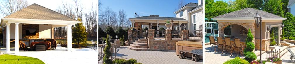 Pool House / Cabanas - Rodman Construction Group
