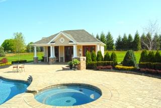 Pool Houses & Cabanas